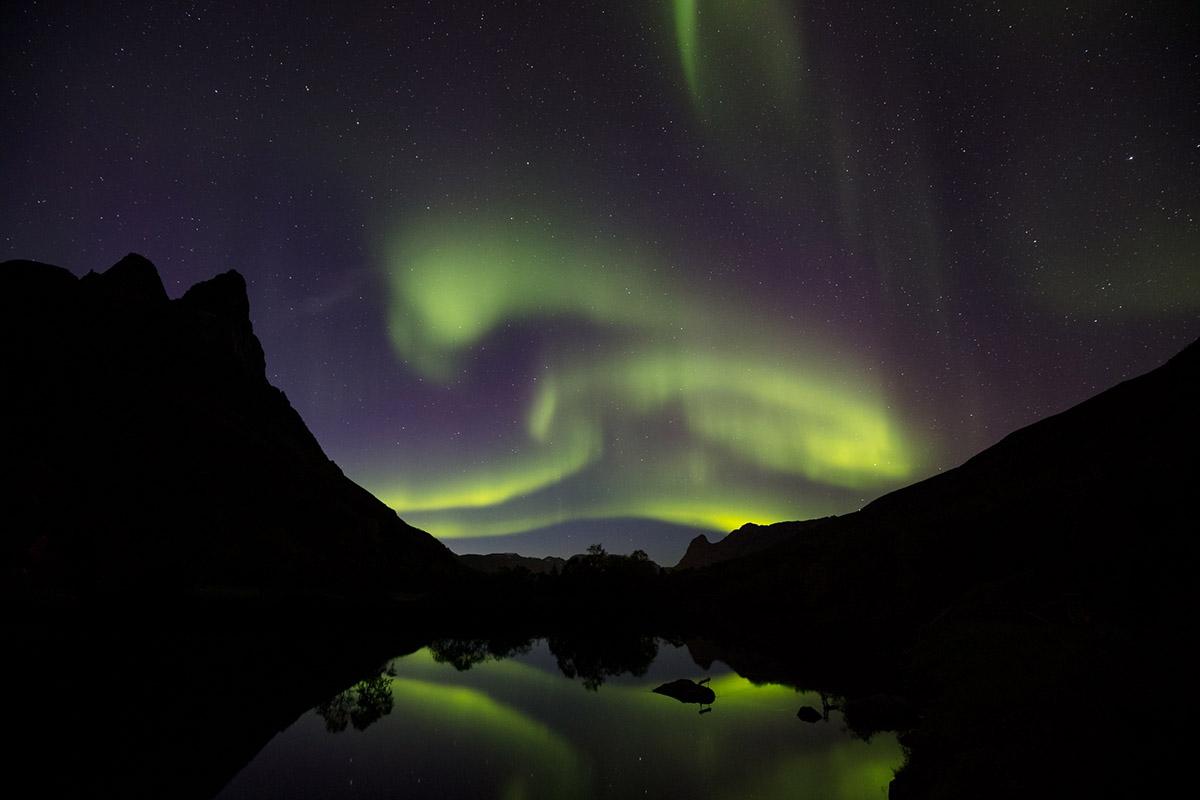 10 infos étonnantes sur les aurores boréales